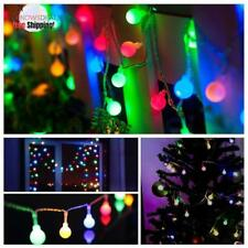 1.5M 3M 6M 10M Fairy Garland Led Ball String Lights Waterproof For Christmas Tre