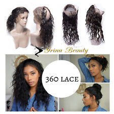 Lace Frontal 360 Water Weave