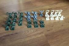 MB Heroquest unpainted miniatures 1989 board game vintage fimir chaos sorcerer