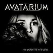 AVATARIUM: GIRL WITH THE RAVEN MASK (LP vinyl *BRAND NEW*)