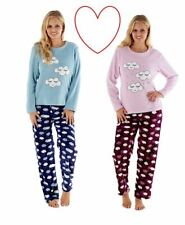 Ladies Girls Cloud Pjs Set Pyjamas Set Sleepwear Pajamas Loungewear Gift