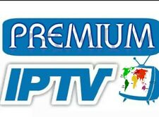 3,6,12 MONTH IPTV SUBSCRIPTION 18000+ WORLD TV CH&VOD USA,EUROPE,CANADA,LATINO..