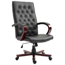 Vinsetto High Back Executive Office Chair Executive Computer Seat Ergonomic Adju