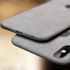 For Xiaomi Redmi Note 7 Mi A2 LIte A1 Shockproof Soft Sandstone Matte Case Cover