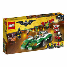 LEGO Batman Movie The Riddler Riddle Racer Set 70903 with 5 Mini Figures NEW