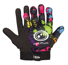 Optimum Fusion Full Finger Hockey Glove