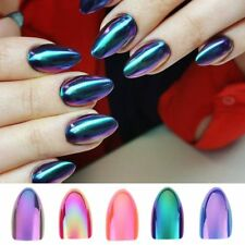 Doobys Stiletto Red And Black Ombre Stiletto Nails 24 Claw Point