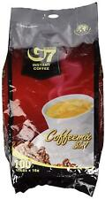 Vietnamese Instant Coffee G7 3 in 1 Premium Coffee 52/ 60/ 100 Servings