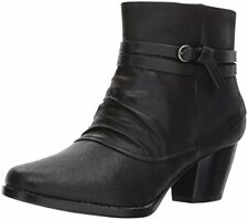 Bare Traps Womens Rambler Round Toe Ankle Fashion Boots