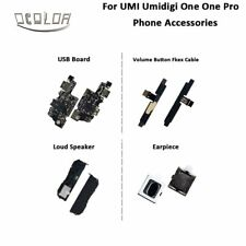 Ocolor para UMI Umidigi One USB Charge Board Volume Button Cable Loud Speaker