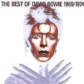 DAVID BOWIE - THE BEST OF DAVID BOWIE 1969-1974 CD