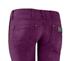Wrangler Jeans Amanda W29 L32 New Women's Denim Hipster Trousers Bootcut Stretch