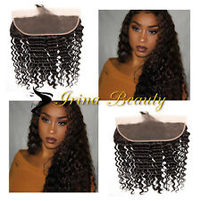 Lace Frontal Indien Deep Weave