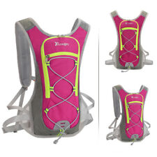Camping Hiking Cycling Hydration Pack Nylon Backpack Bag With 2L Water Bladder