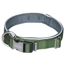 Nobby Dog Collar Classic Preno Royal Olive Green, Various Sizes, New