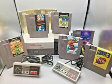 *REFURBISHED* NEW 72 PIN Original NES Nintendo System Console Choose Your Bundle