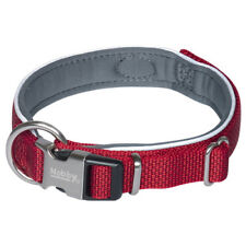 Nobby Dog Collar Classic Preno Royal Red, Various Sizes, New