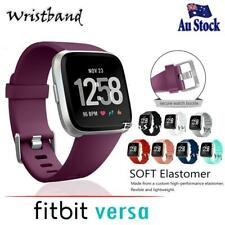 Replacement Silicon Band For Fitbit Versa Bracelet Watch Sports Strap Wristband