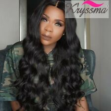 Wave Human Hair 13X6 Lace Front Wig Brazilian Remy Hair Body Wave Full Lace Wig