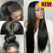 Body Wave Human Hair 360 Lace Wig Silk Straight Brazilian Remy Hair 360 Wig 200%