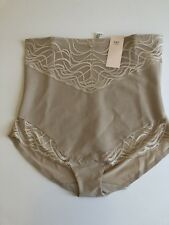 Marks & Spencer's Almond Firm Control Smoothlines Shaping  Waist Cincher Size 20