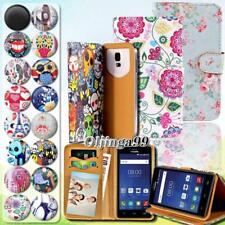For Various Philips Xenium SmartPhon - Leather Wallet Card Stand Flip Case Cover