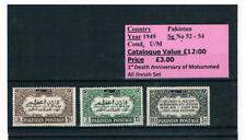 Stamps - British Empire and Commonwealth Sets - countries N - S