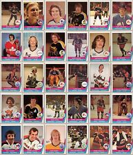 1977-78 O-PEE-CHEE WHA VINTAGE CARDS - PICK SINGLES - FINISH YOUR SET Sale Mint