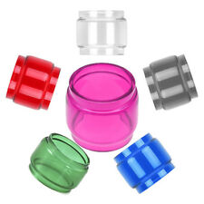 Replacement Pyrex Glass Tank Tube Extended Bubble For SMOK TFV12 Prince 8ml YU