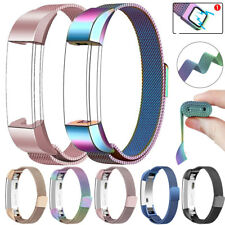 Replacement For Fitbit Alta HR/ Versa Magnetic Stainless Steel Watch Band Strap
