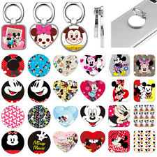 Disney Cartoon Mickey Mouse NEW Metal Finger Ring Cell Phone Tablet Stand Holder