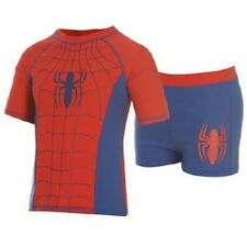 SPIDERMAN:2 P/C SWIM SET,2/3,3/4,5/6,7/8,9/10,11/12,13YR,NEW WITH TAGS