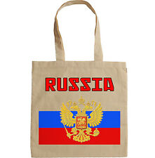 RUSSIAN FLAG - NEW AMAZING GRAPHIC HAND BAG/TOTE BAG