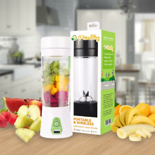 O' Healthy Portable & Wireless USB Electric Juicer Blender - kimstore