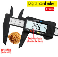 150mm/6inch Digital Electronic Stainless Steel Vernier  Caliper Gauge Micrometer
