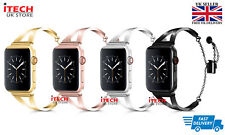 Stainless Steel  Bracelet iWatch Band Strap Watch Cuff For Apple Watch 38mm/42mm