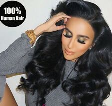 Body Wave Brazilian Remy Hair Full Lace Wig Straight Human Hair Lace Front Wigs