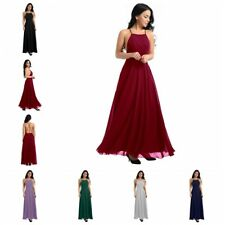 Women's Ladies Formal Maxi Dress Prom Evening Party Cocktail Bridesmaid Wedding