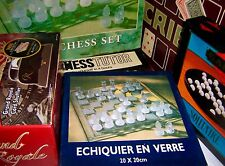 ORIGINAL TRADITIONAL BOARD GAMES 1960/90 ~ click on - SELECT - to browse / order