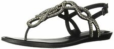 Fergalicious Womens supra Open Toe Casual Slingback Sandals