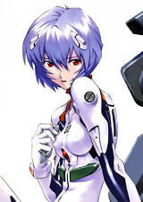 NEON GENESIS EVANGELION Poster (A0 - A2) - Rei Ayanami