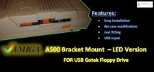 #NEW# Amiga 500 Floppy Disk Drive Emulator BRACKET MOUNT Holder Halter Gotek USB