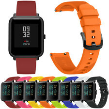 Soft Silicon Accessory Watch Band Wirstband For Huami Amazfit Bip Youth Watch US