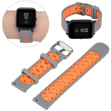 Lightweight Ventilate Soft Silicone Wrist Strap for Amazfit Bip Youth Watch