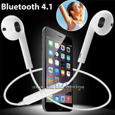 Wireless Bluetooth Earphones Stereo Headset Sport For iPhone XR XS Samsung S9 S7