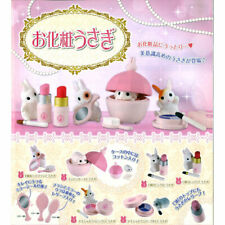 Make Up Rabbit Grooming Mini Figure Collection
