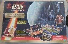 REPLACEMENT GAME PARTS STAR WARS BATTLE FOR NABOO 1999,  & MONOPOLY