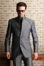 Custom Made 2 Piece Mens Wedding Suits Groom Tuxedos Business Suits Tailcoats