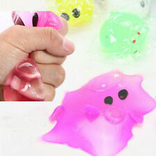 1Pcs Jello Pig Cute Anti Stress Splat Water Pig Ball Vent Toy Venting Sticky US