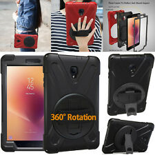 "Shockproof Rotating Case Cover for Samsung Galaxy Tab A 8.0"" SM-T380 T385 Tablet"